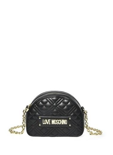 Love Moschino Omuz Çantası Siyah